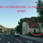 Ob cesti na Mariborski ni radar, ampak merilnik onesnaženja zraka. Celje rekorder v 2016