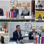 Priznanja 50. mednarodnega sejma obrti in podjetništva oz. MOS