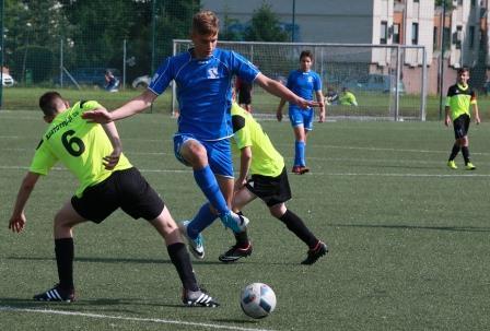 V nogometu je bilo najboljše Združenje slovenskih športnih društev v Italiji
