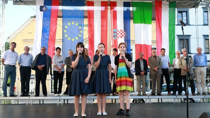 41. srečanje slovenskih športnikov iz obmejnih dežel