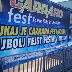 11. Carraro fest 2017 Celje: program dogajanja in brezplačne vstopnice