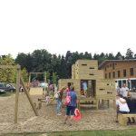 V Konjeniškem centru Celje na voljo novo in razširjeno otroško igrišče!