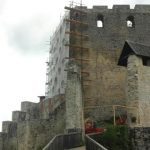 Na celjskem starem gradu obnova palacija; obeta se tudi internet