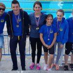 Pet neptunovcev v Trbovljah do 6 zlatih medalj; na Reki priplavali do 8 zlatih odličij
