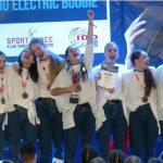 Celjske plesalke na Poljskem do naslova evropskih prvakinj