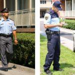 Policisti spreminjajo uniforme