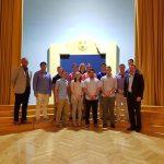 Študenti iz Virginia Military Institut iz ZDA obiskali Celje