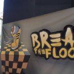 """Množična mednarodna udeležba tekmovanja """"Break the floor"""" v Celju"""