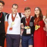 Debaterji GCC iz Vietnama s tremi zlatimi medaljami