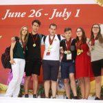 Dijaki Gimnazije Celje Center osvojili Ljubljano in Vietnam