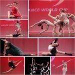 Harlekin na svetovnem prvenstvu DanceWorldCup 2017