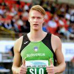 Luka Janežič po najboljšem času v kvalifikacijah obstal v polfinalu