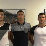 Nogometaši sklenili dogovor s petimi mladci