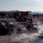 V požaru v Sipovem skladišču visoka škoda; v Celju po podhodu z gnojevko; požar v Novi vasi z enim poškodovanim