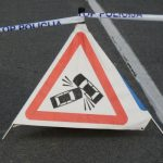 Policisti pozivajo očividce velenjske prometne nesreče