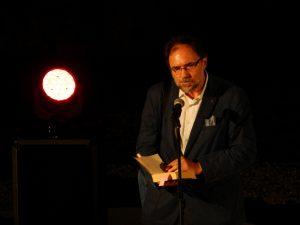 Boris A. Novak prepričal z eposom Vrata nepovratna.