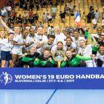 Mlade Francozinje postale evropske prvakinje
