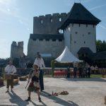 Teater groze: viteški tabor in srednjeveške mučilne naprave na Starem gradu Celje (foto, video)