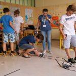 Gimnaziji Lava osnovnošolcem približala tehniko