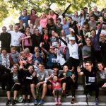 105 tekačev ob 105-letnici GCC