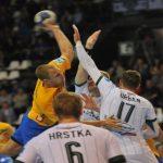 Celjski rokometaši Slovakom zadejali prvi poraz