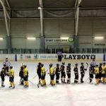 Celjski hokejisti uspešni v Ljubljani