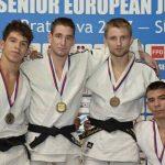 Celjski judo z novo zlato medaljo