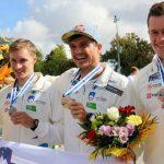 Martin Srabotnik tudi do prve medalje na svetovnih prvenstvih
