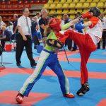Sestri v evropskem vrhu kickboksa
