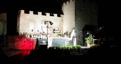 Stari grad velja za odlično lokacijo kulturnih dogodkov.
