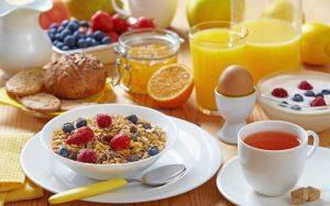 Zdrav slovenski zajtrk