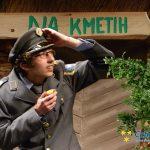 """Komedija """"Na kmetih"""" odprla 25. Novačanova gledališka srečanja (foto, video)"""