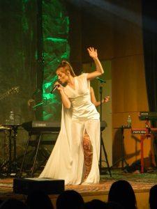 Nina Pušlar uspešno nadaljuje svojo jesensko turnejo.