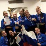 Celjske plesalke osvojile svetovni vrh