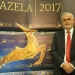 Zlata Gazela 2017 je žalsko podjetje Tehnos