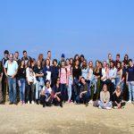Evropski razred Gimnazije Lava gostili nemške vrstnike
