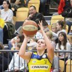 Celjanke Dubrovčankam vzele voljo do košarke