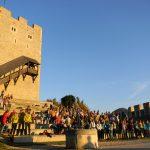 Na tekmovanju GROF na Celjskem gradu več kot 300 mladih tabornikov iz vse Slovenije (foto, video)