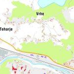 V naselju Vrhe nad Teharjami bodo dobili kanalizacijo