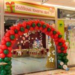 Božičkova tovarna daril bo ponovno osrečevala otroke širše celjske regije