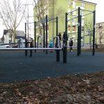 Prvo javno vadbišče na prostem v Celju je odprto (foto)