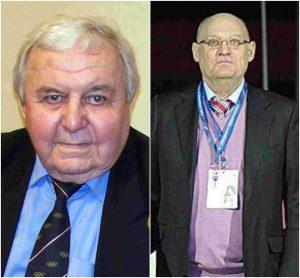 Vladimir Vladimirovič Petrov in Valentin Aleksandrovič Bistrov