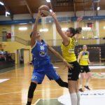 Košarkarice igraje do mednarodne zmage