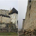 Romanski palacij na Starem gradu bo dobil novo streho