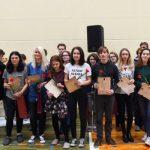 26 šolskih Prešernovih priznanj za kulturnike z GCC