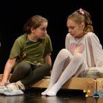 Gledališče Zarja navdušilo s premiero pravljice Peter Pan (foto, video)