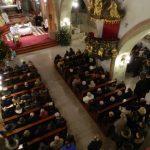 Polnočnica v stolni cerkvi sv. Danijela v Celju 2017 (foto, video)