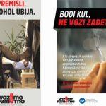 Policisti s poostrenim nadzorom nad alkohol in droge med vozniki