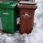 Ponedeljkove odpadke bodo odpeljali že v soboto