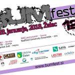 Vabimo na Bumfest 2018 v Žalec – vstopnice pol ceneje